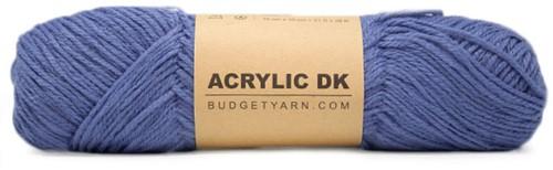 Budgetyarn Acrylic DK 061 Denim