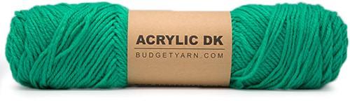 Budgetyarn Acrylic DK 077 Green Beryl