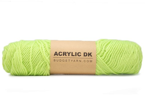 Budgetyarn Acrylic DK 084 Pistachio