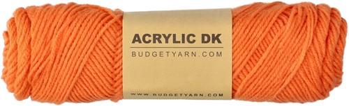 Budgetyarn Acrylic DK 021 Sunset