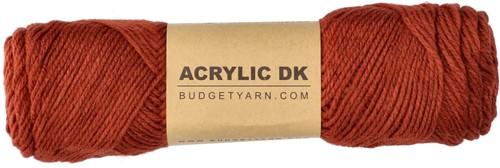 Budgetyarn Acrylic DK 024 Chestnut