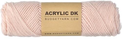 Budgetyarn Acrylic DK 043 Pearl