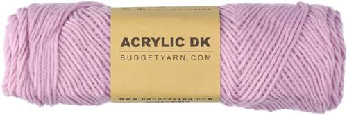 Budgetyarn Acrylic DK 052 Orchid