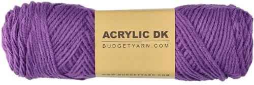 Budgetyarn Acrylic DK 055 Lilac