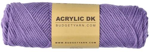 Budgetyarn Acrylic DK 056 Lavender