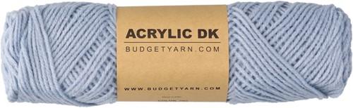 Budgetyarn Acrylic DK 062 Larimar