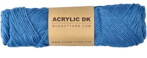 Budgetyarn Acrylic DK 068 Sapphire