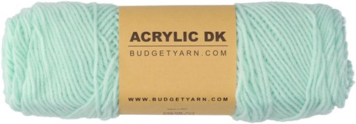 Budgetyarn Acrylic DK 073 Jade Gravel