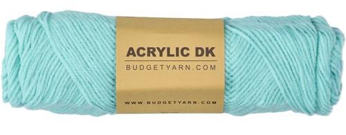 Budgetyarn Acrylic DK 074 Opaline Glass
