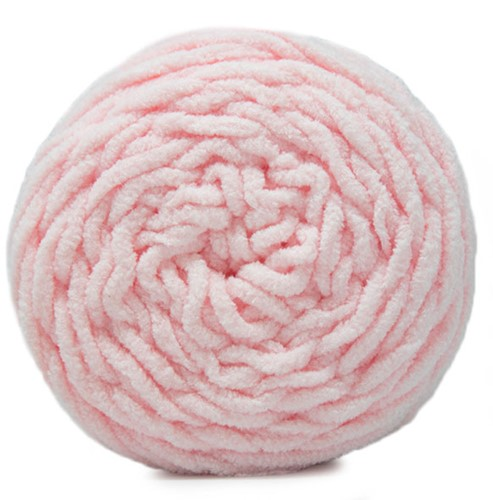 Budgetyarn Chunky Chenille 044 Light Pink