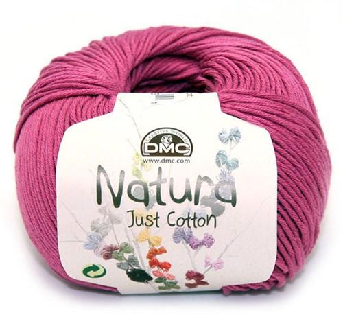 DMC Cotton Natura N33 Amaranth