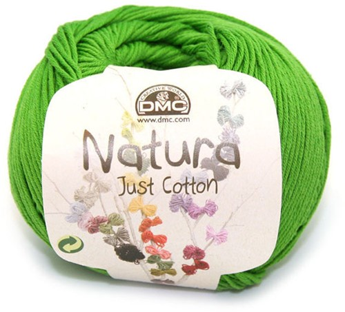 DMC Cotton Natura N48 Chartreuse