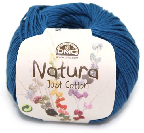 DMC Cotton Natura N53 Blue Night
