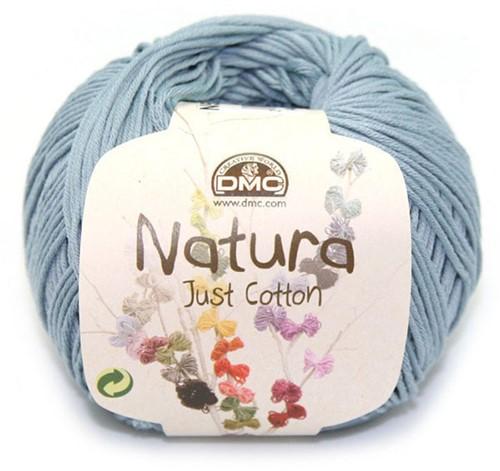 DMC Cotton Natura N56 Azur