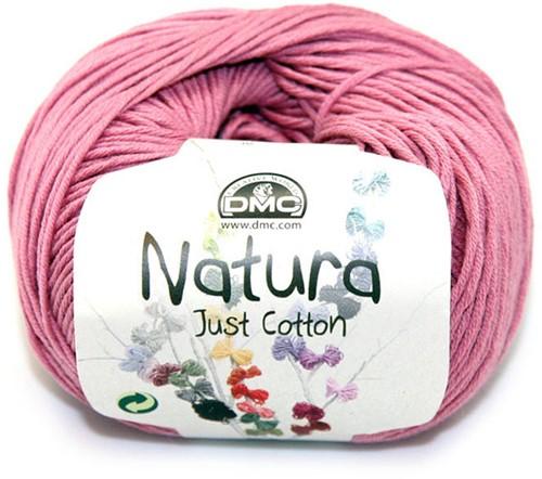 DMC Cotton Natura N07 Spring Rose