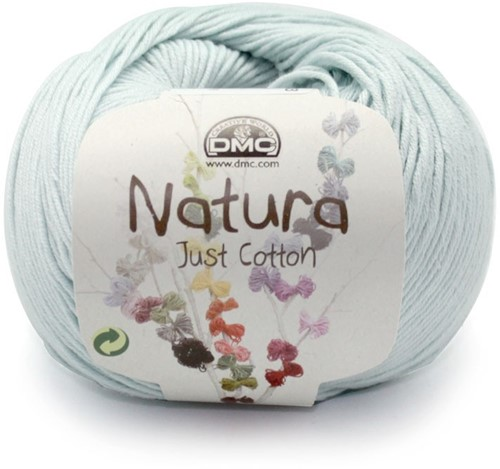 DMC Cotton Natura N87 Glacier