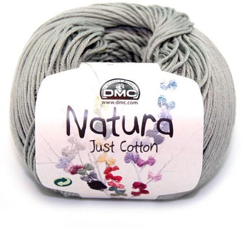 DMC Cotton Natura N09 Silver Grey