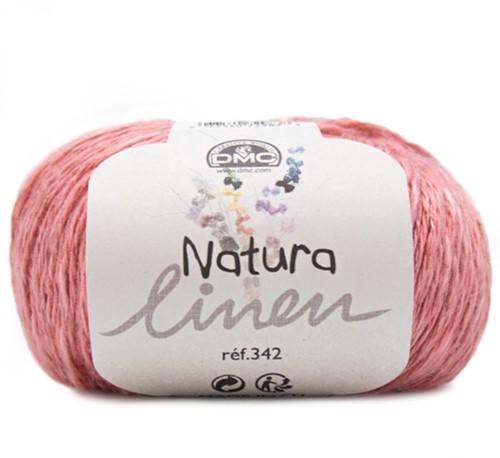 DMC Natura Linen 004 Pink