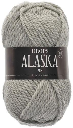 Drops Alaska Mix 03 Hellgrau