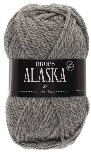 Drops Alaska Mix 04 Grau