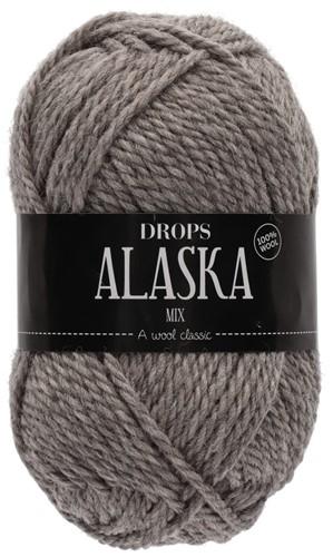 Drops Alaska Mix 49 Hellbraun