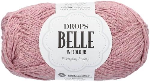 Drops Belle Uni Colour 16 Mauve