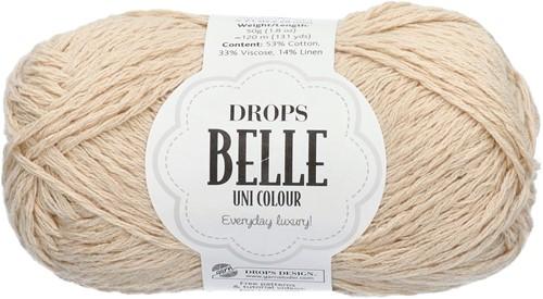 Drops Belle Uni Colour 03 Light-beige
