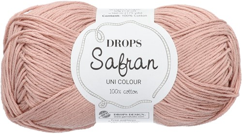 Drops Safran 56 Powder Pink