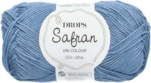 Drops Safran 6 Denim-blue