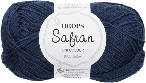 Drops Safran 9 Navy-blue
