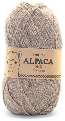 Drops Alpaca Mix 618 Hellbeige