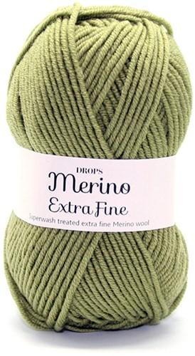 Drops Merino Extra Fine Uni Colour 18 Apfelgrün