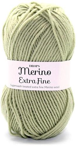 Drops Merino Extra Fine Uni Colour 26 Pistazie