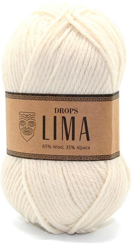 Drops Lima Uni Colour 100 Natur