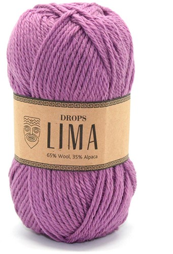 Drops Lima Uni Colour 4088 Erika