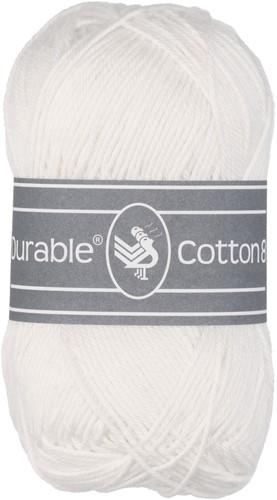 Durable Farbige Baumwolle No. 8 202