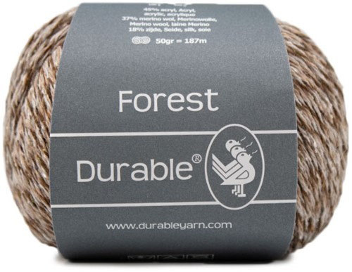 Durable Forest 4003 Light Brown/Dark Brown