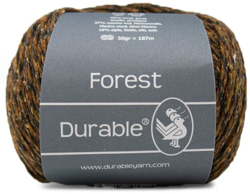 Durable Forest 4009 Grey/Brown