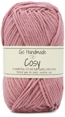 Go Handmade Cosy 81 Light Rose