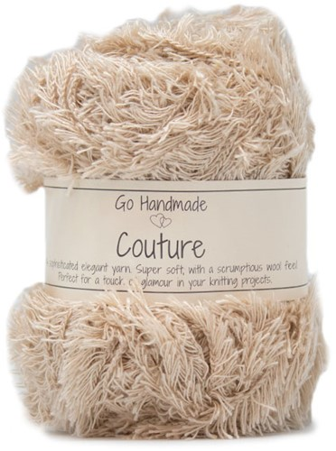 Go Handmade Couture 01 Dirty Beige