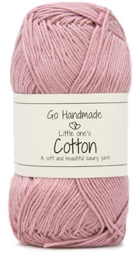 Go Handmade Little Ones Cotton 31 Light Rose