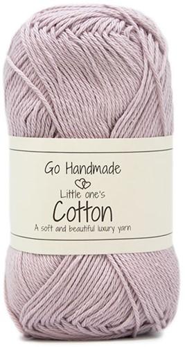 Go Handmade Little Ones Cotton 40 Light Lavender