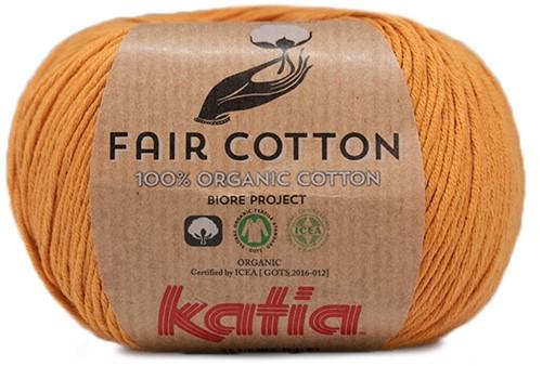 Katia Fair Cotton 37 Mustard