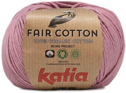 Katia Fair Cotton 40 Light Medium Purple