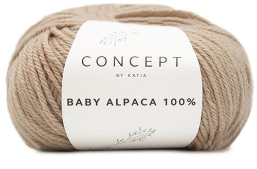 Katia Baby Alpaca 100% 507 Beige