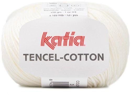 Katia Tencel-Cotton 003 Off White
