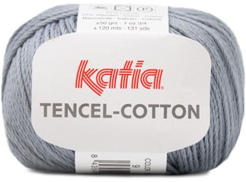Katia Tencel-Cotton 009 Medium grey