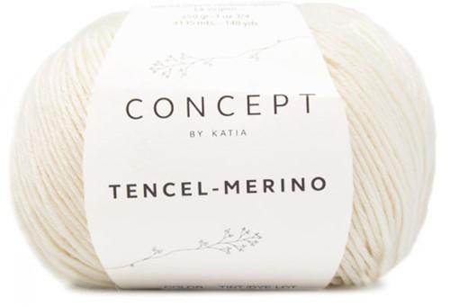 Katia Tencel-Merino 50 Off White