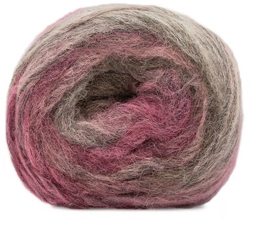 Katia Atmosfera 304 Light pink / Rose / Beige