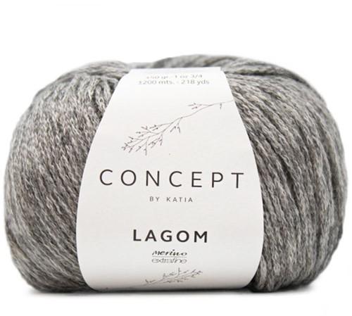Katia Lagom 104 Grey